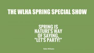 Let's Party Spring