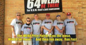 WLHA Prize Patrol